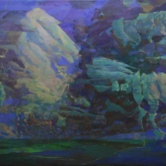 Day of Creation  48″x72″