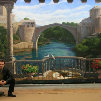 Bosnia Bridge