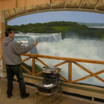 Niagara Falls detail1