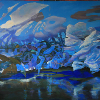 Reflections 48″x60″
