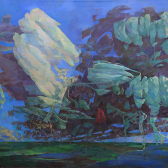 The Day of Creation 48″x72″