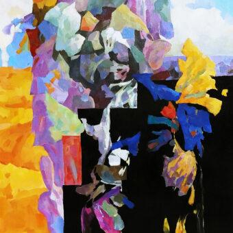 Composition2. 24″x20″