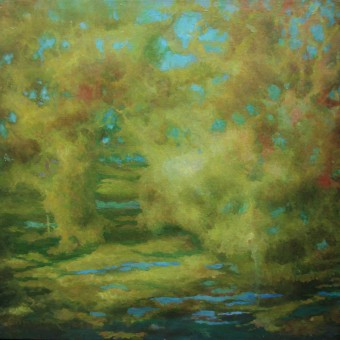 Tranquil Element 38″x44″