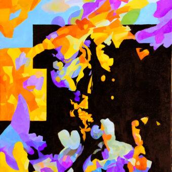 Composition 2 30″x40″